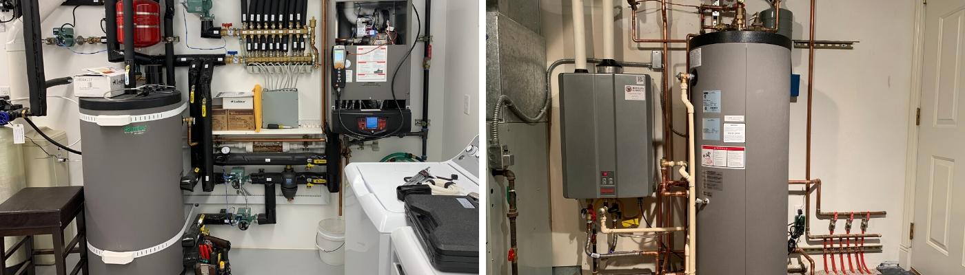boiler install maintenance